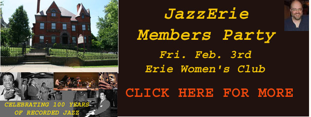 2017 JazzErie Members' Party
