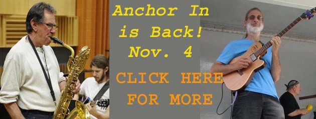 Anchor In Is Back