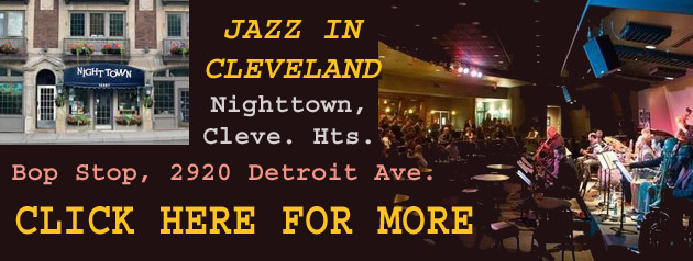Jazz in Cleveland, Sept. 2016