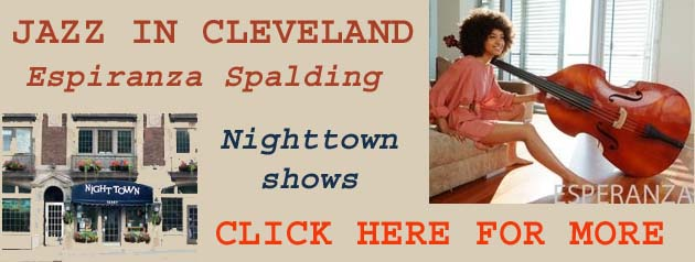 Jazz in Cleveland October 2014