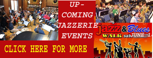 Upcoming JazzErie Events