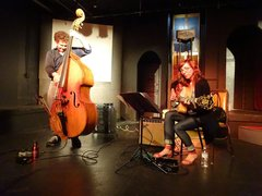 Stephan Crump & Mary Halvorson at PACA