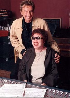 Diane Schuur with Barry Manilow