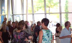 Jazz Walk Reception