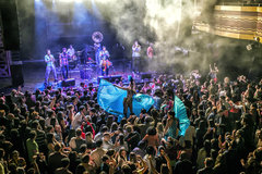 Red Baraat in concert