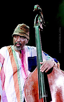 bassist William Parker